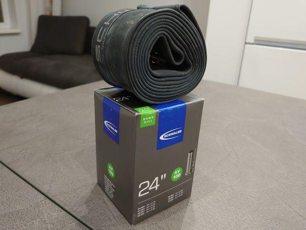 Новые камеры Schwalbe Downhill 24x2.1-3.0 AV10D
