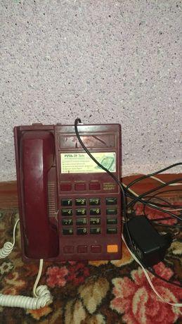 Стационарный кнопочный телефон Русь 28