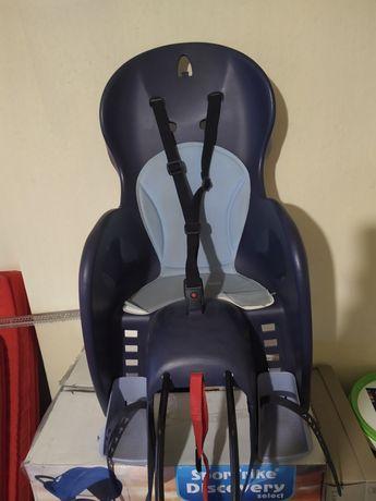 Krzesło fotelik rowerowy dla dziecka
