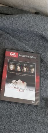 Czarna dalia Film dvd