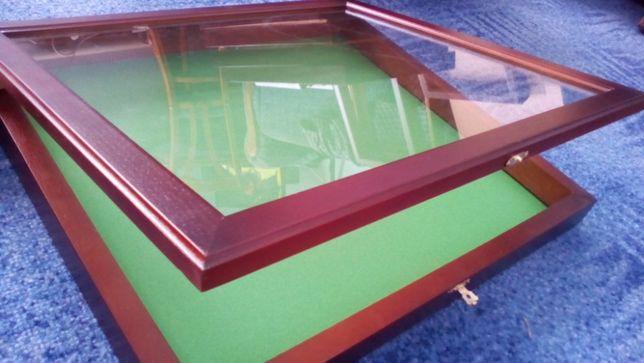 Рамка для наград 30х40 фон-зелёний