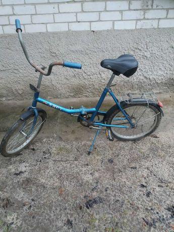"велосипед  складной "" Аист"""