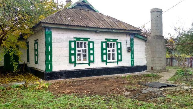 Продам небольшой теплый дом в городе Верховцево (улица Озёрная 18)