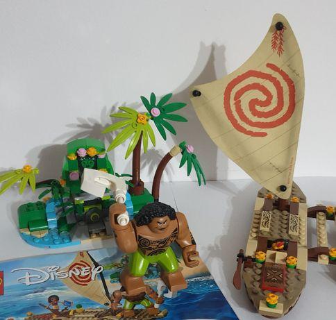 Lego Disney Oceaniczna podróż Vaiany