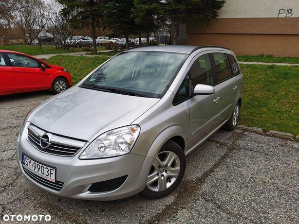 Opel Zafira Opel Zafira B niski przebieg