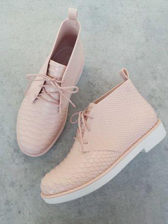 Резиновые сапоги ботинки Melissa Baja East р.36,5 - 37, Бразилия