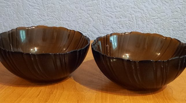 Посуда пиалы - салатники жаростойкое стекло