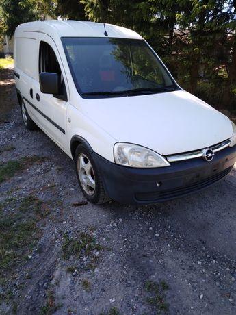 Opel combo dostawcze 2004r 1.3 diesel