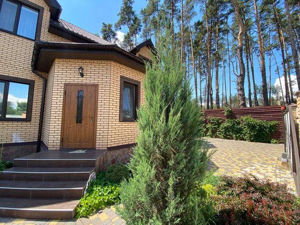 Продам дом с ремонтом Лесная Буча 245 000 $