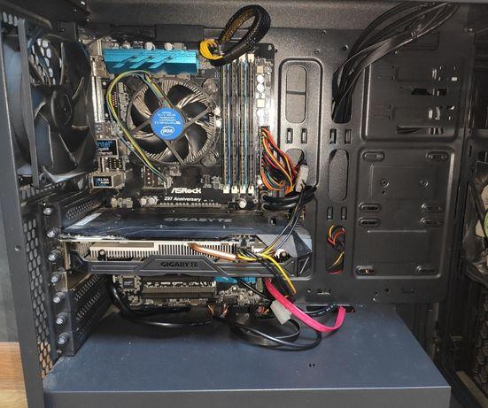 Komputer do GIER/NAUKI! I5 4460 GTX 1060 16RAM!