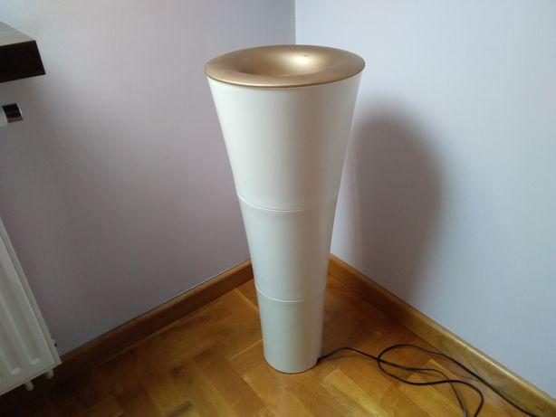 Lampa podłogowa - loft, vintage, PRL - modułowa