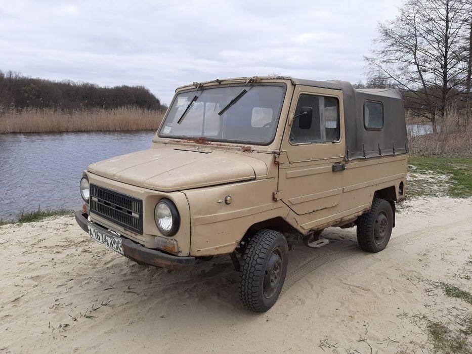 Автомобиль ЛуАЗ 1992 г.в. Куликово - изображение 1