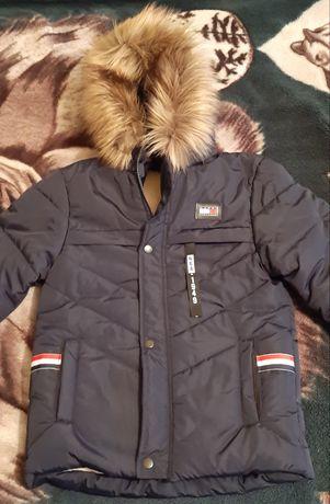 Зимнюю курточку, новую, недорого