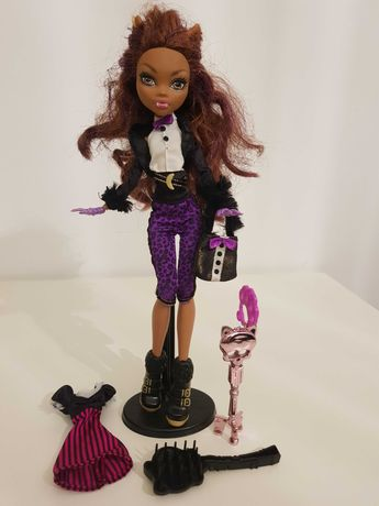Lalka Monster High Clawdeen Wolf Sweet 1600