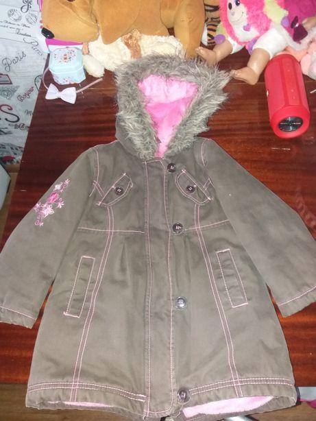 Осенняя куртка - пальто
