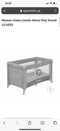 Кровать детская Манеж lionello
