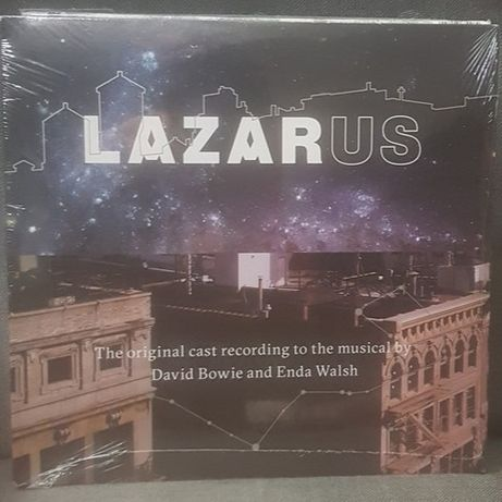 DAVID BOWIE LAZARUS Original Cast Recording 3LP