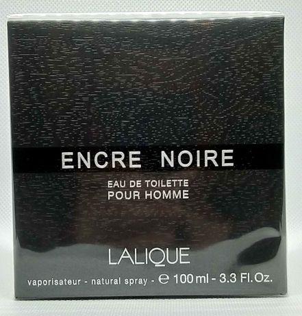 Lalique Encre Noire (Лалик) туалетная мужская вода 100 мл. Оригинал!