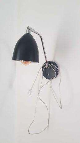 Industrialna lampa Fredrikshamn 105027 czarny mat