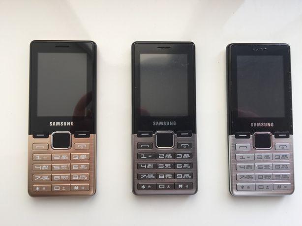Новый кнопочный телефон Samsung D3! На две сим! Отправка!