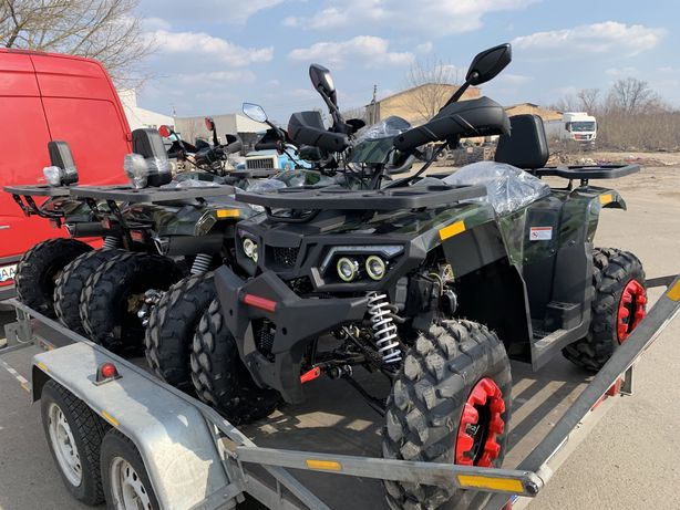Квадроцикл Comman Scorpion 200cc! Скидки к началу сезона! Звоните!