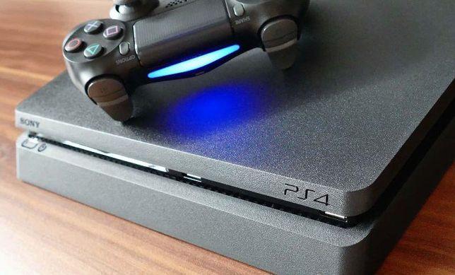 PS4 SLIM DESBLOQUEADA - Consola versao 5.05
