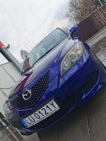 Mazda 3 2005r 1.6 diesel
