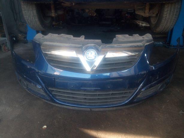 Kapletny zderzak przedni Opel Corsa d