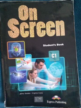 On screen c 1 podrecznik do angielskiego