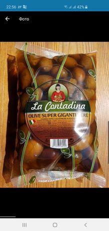 Оливка огромная супер гигант