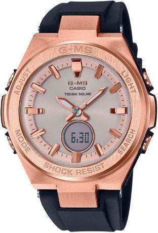88. Женские часы CASIO MSG-S200G-1A. 100% Оригинал! Гарантия - 2 года