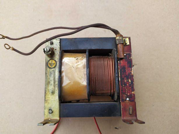 Transformator ochronny 100VA, 220V 24V Fanina