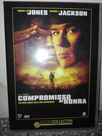 Filme DVD Compromisso de Honra