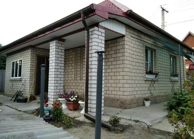 Продам дом в г.Голая Пристань в центре