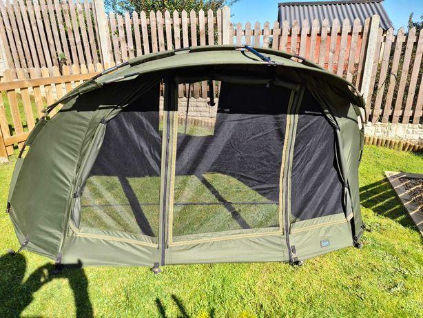 Namiot Karpiowy Aqua Carbon Compact
