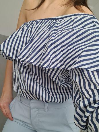 Koszula na jedno ramię
