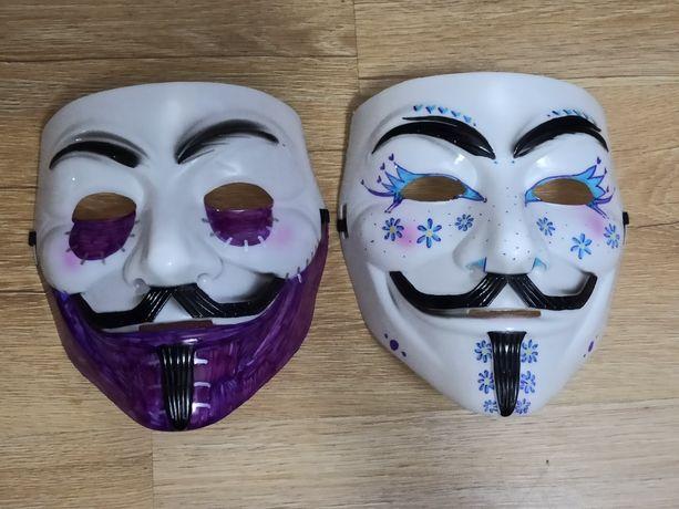 Maska x2 idealne na karnawał. Tik tok, Instagram itp.
