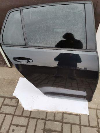 Drzwi Prawe Tył Tylne VW Golf 7 Vll Bez Malowania LC9X