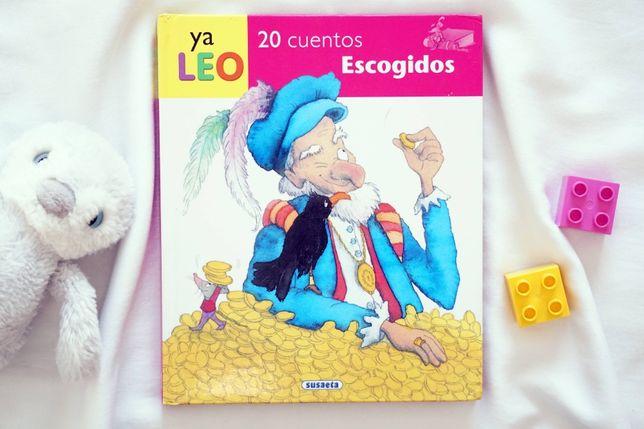 """""""Ya leo - 20 cuentos escogidos"""" - zbiór bajek po hiszpańsku"""