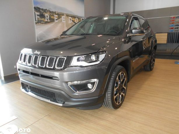Jeep Compass Limited Gse T4 Turbo 150km Ddct