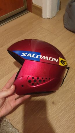 Kask Salomon narciarski