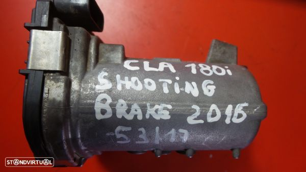 Borboleta Da Admissão Mercedes-Benz Cla Shooting Brake (X117)