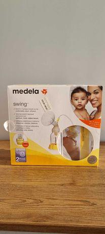 Електричний молоковідсмоктувач Мебела Свінг | Medela Swing + Calma