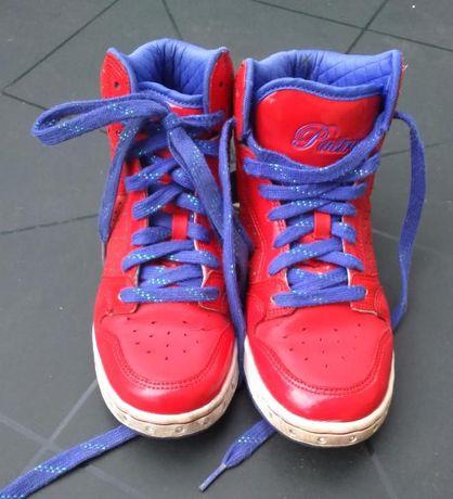 Kultowe buty z cholewą firmy Pastry rozm. 37 38 tanio