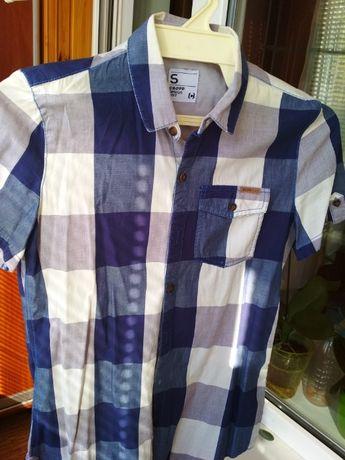 Шикарная рубашка на подростка CROPP