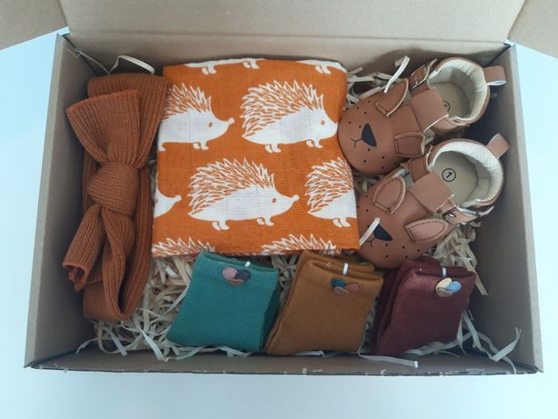 Baby Box, Baby Gift Box, Baby Shower, Mulle
