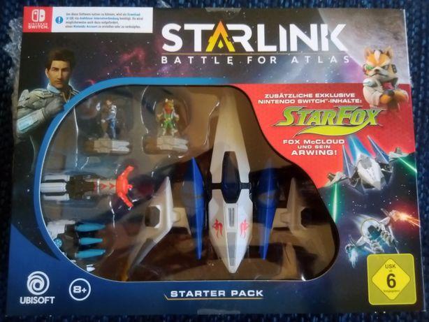 Nintendo Switch Starlink Battle of atlas Starter pack Selado