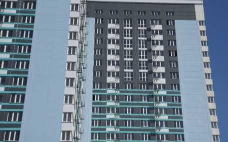 Квартира в новом жилом комплексе (PK)