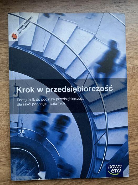Podręcznik Krok w przedsiębiorczość Jemielnica - image 1