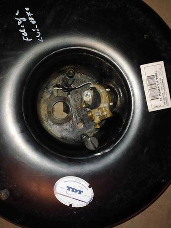 LPG butla gazowa montowana w koło z reduktorem ważna do lipca 2029